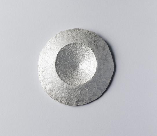belleblanche brooch 2007 silver